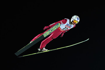 Kamil Stoch Ski Jumping: Men's Large Hill Training - FIS Nordic World Ski Championships