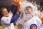 Dexter Fowler Anthony Rizzo Photos Photo