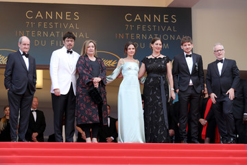 Kantemir Balagov 'Everybody Knows (Todos Lo Saben)' & Opening Gala Red Carpet Arrivals - The 71st Annual Cannes Film Festival