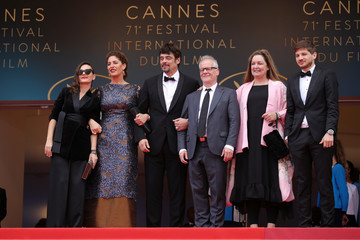 Kantemir Balagov 'Ayka (The Little One)' Red Carpet Arrivals - The 71st Annual Cannes Film Festival