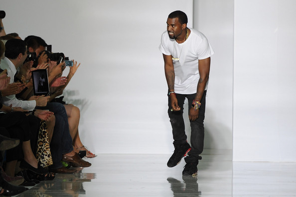 kanye west photos photos dw by kanye west runway