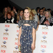 Kara Tointon National Television Awards 2020 - Red Carpet Arrivals