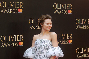 Kara Tointon The Olivier Awards With Mastercard - Red Carpet Arrivals