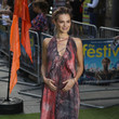 Kara Tointon 'The Festival' World Premiere - Red Carpet Arrivals