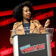 Karama Horne Paramount+ Brings Star Trek: Discovery Cast and Producer to New York Comic Con for Exclusive Panel