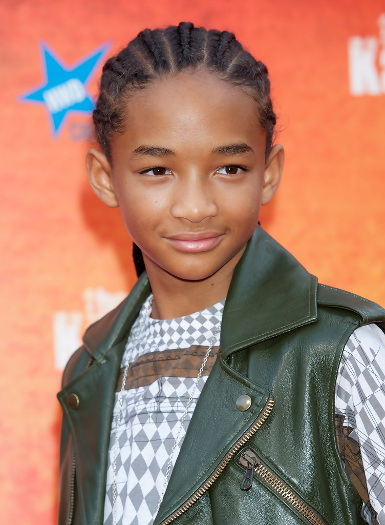 Jaden Smith in 'The Karate Kid' Premiere in Madrid - Zimbio