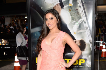 """Karen Brooks Premiere Of Universal Pictures And Studiocanal's """"Non-Stop"""" - Arrivals"""