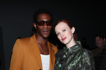 Karen Elson Anna Sui - Front Row - February 2020 - New York Fashion Week: The Shows