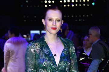 Karen Elson Anna Sui - Front Row - February 2019 - New York Fashion Week: The Shows