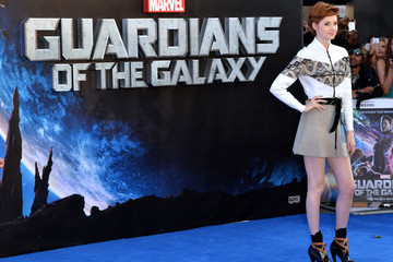 Karen Gillan 'Guardians of the Galaxy' Premieres in London — Part 2