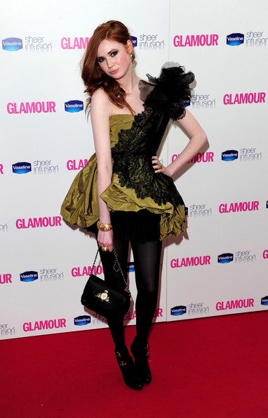 Karen Gillan - Glamour Women Of The Year Awards - Arrivals
