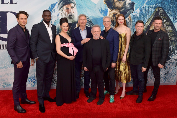 "Premiere Of 20th Century Studios' ""The Call Of The Wild"" - Red Carpet"
