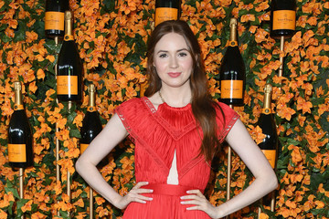 Karen Gillan 9th Annual Veuve Clicquot Polo Classic Los Angeles - Arrivals