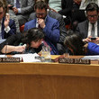 Karen Pierce Security Council Holds Emergency Meeting After U.S. Airstrikes In Syria