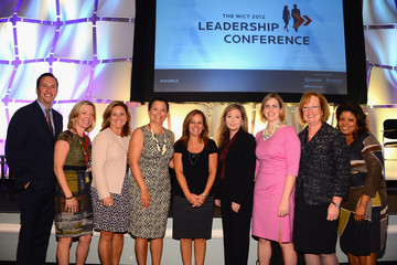 Karen Sumberg 2012 WICT Leadership Conference - Day 2
