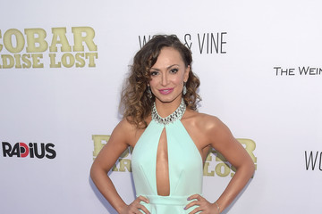 Karina Smirnoff Premiere of RADiUS And The Weinstein Company's 'Escobar: Paradise Lost' - Arrivals