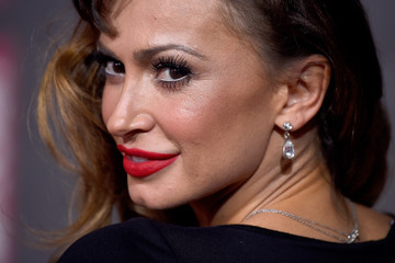 "Karina Smirnoff Premiere Of Disney's ""Big Hero 6"" - Arrivals"