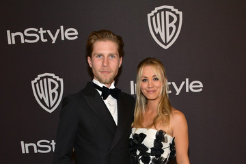 Karl Cook The 2019 InStyle And Warner Bros. 76th Annual Golden Globe Awards Post-Party - Red Carpet