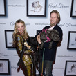 Karl Cook Kaley Cuoco Hosts 9th Annual Stand Up For Pits