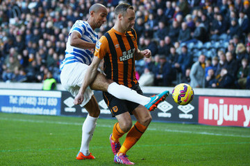 Karl Henry Hull City v Queens Park Rangers - Premier League