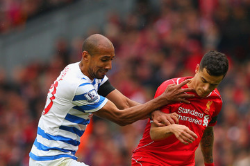 Karl Henry Liverpool v Queens Park Rangers - Premier League