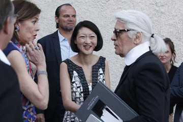 Karl Lagerfeld 30th International Festival Of Fashion & Photography: Day One