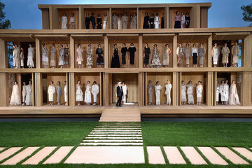 Karl Lagerfeld Chanel : Runway - Paris Fashion Week - Haute Couture Spring Summer 2016