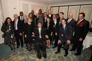 Karl Malone 30th Annual Great Sports Legends Dinner to Benefit the Buoniconti Fund to Cure Paralysis - Legends Reception