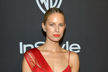 Karolina Kurkova The 2019 InStyle And Warner Bros. 76th Annual Golden Globe Awards Post-Party - Red Carpet