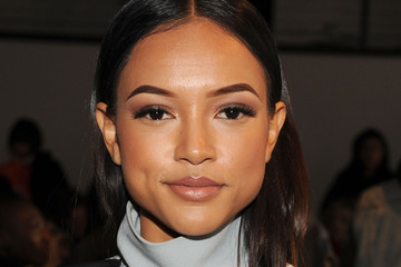 Karrueche Tran Adeam - Front Row - Mercedes-Benz Fashion Week Fall 2015