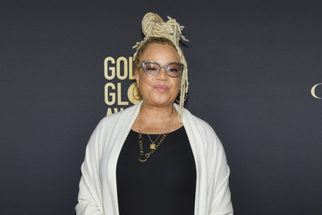 Kasi Lemmons HFPA And THR Golden Globe Ambassador Party - Press Conference And Arrivals