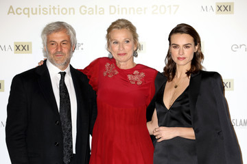 Kasia Smutniak MAXXI Acquisition Gala Dinner 2017