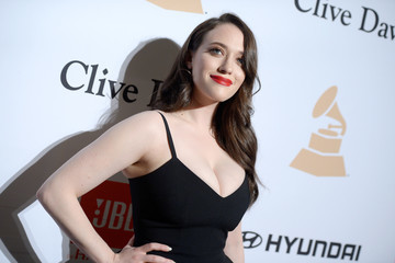 Kat Dennings 2016 Pre-GRAMMY Gala And Salute to Industry Icons Honoring Irving Azoff - Arrivals