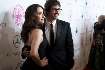 Kat Dennings 2014 Carousel of Hope Ball Presented by Mercedes-Benz - Red Carpet