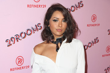 Kat Graham Refinery29 29Rooms Los Angeles: Turn It Into Art Opening Night Party