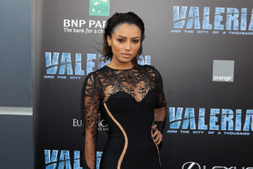 Kat Graham Premiere of EuropaCorp and STX Entertainment's 'Valerian and the City of a Thousand Planets'- Arrivals