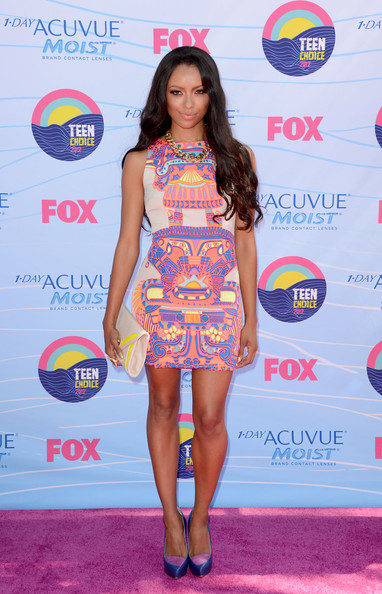 Kat Graham - Teen Choice Awards 2012 - Arrivals