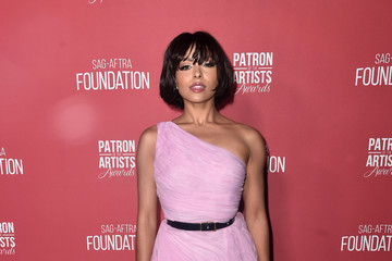 Kat Graham SAG-AFTRA Foundation's 3rd Annual Patron Of The Artists Awards - Arrivals