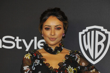 Kat Graham Warner Bros. Pictures and InStyle Host 18th Annual Post-Golden Globes Party - Arrivals