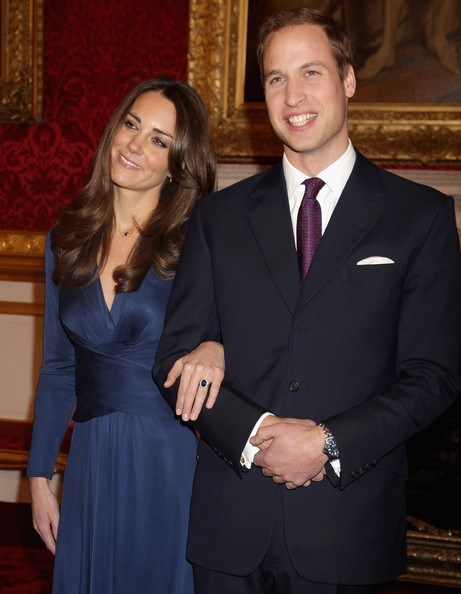 william and kate engagement images. Kate Middleton Prince William