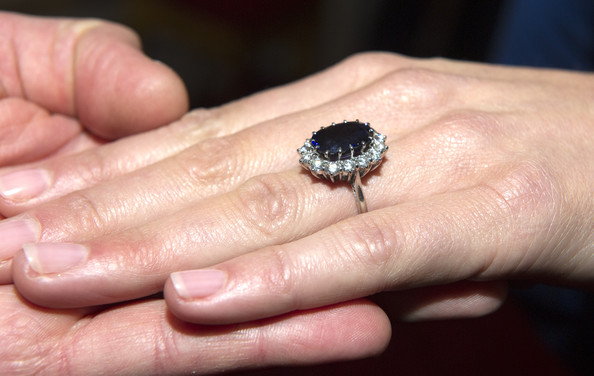 Kate Middleton Photos Photos Kate Middletons Engagement Ring Zimbio