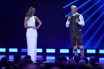Kate Abdo Show -  2016 Laureus World Sports Awards - Berlin