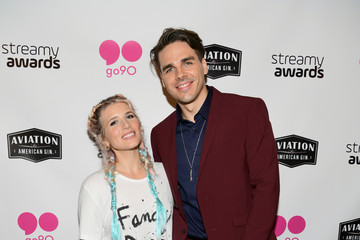 Kate Albrecht go90 + Streamys After Party