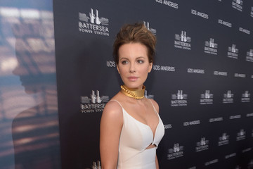 Kate Beckinsale Battersea Power Station Global Launch Party — Part 2