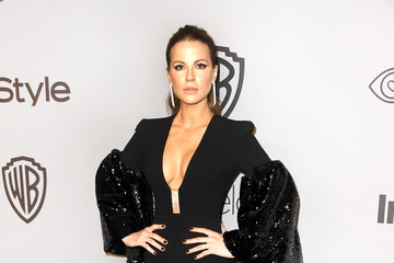 Kate Beckinsale Warner Bros. Pictures And InStyle Host 19th Annual Post-Golden Globes Party - Arrivals
