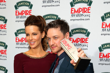 Kate Beckinsale Jameson Empire Awards 2014 Press Room