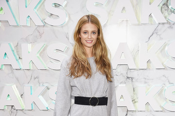 Kate Bock Saks Celebrates New Main Floor With Lupita Nyong'o, Carine Roitfeld And Musical Performance By Halsey