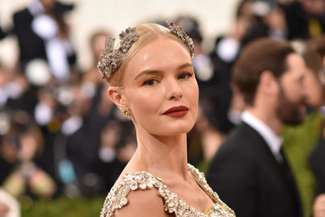 Kate Bosworth 'Manus x Machina: Fashion In An Age of Technology' Costume Institute Gala - Arrivals