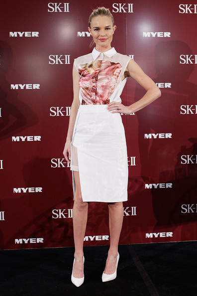 Kate Bosworth - Kate Bosworth Appears At Myer Sydney City