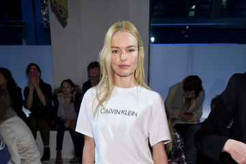 Kate Bosworth Calvin Klein Collection - Front Row - February 2017 ...